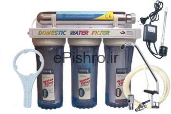 سیستم  تصفیه آب خانگی مورد نیاز