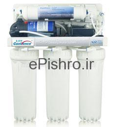 دستگاه تصفیه آب صنعتی و سیستم اسمز معکوس