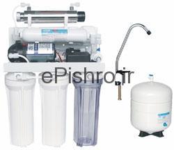 استفاده از روش اسمز معکوس (Reverse Osmosis) برای تصفیه آب